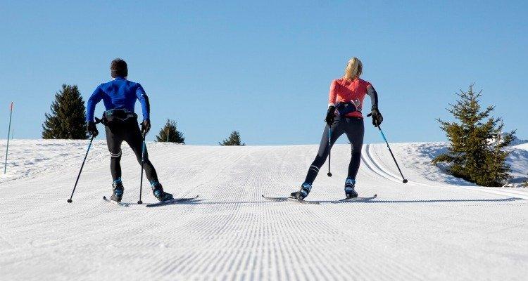 Běžecké lyžování a jeho skloubení s cyklistikou