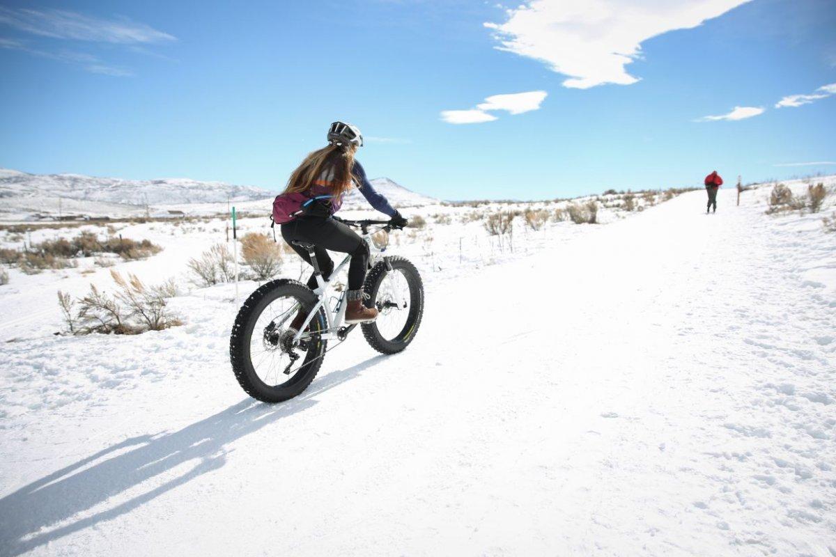 Zimní sporty pro cyklisty