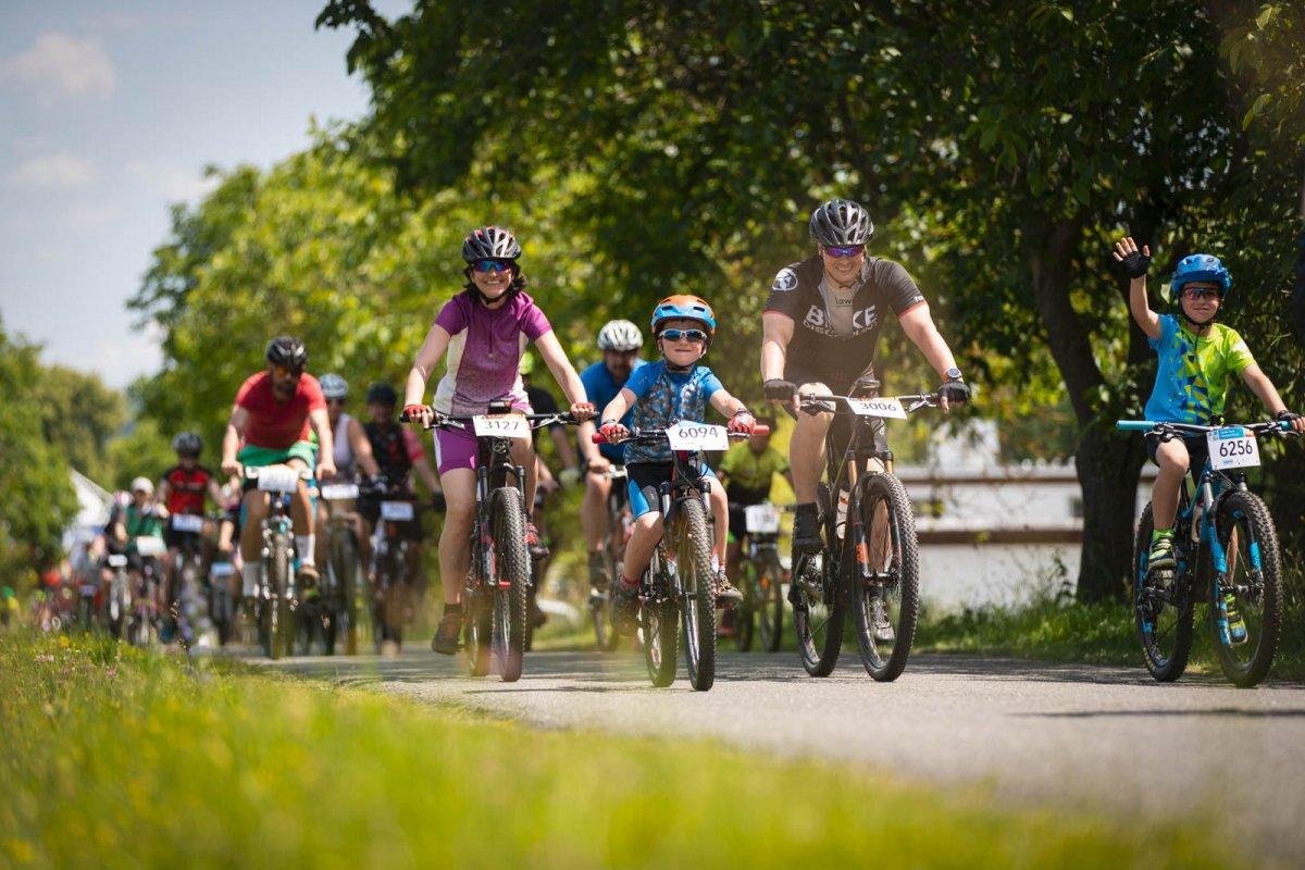 Aktuality k prvnímu cyklofestivalu Orlík Tour Kooperativy