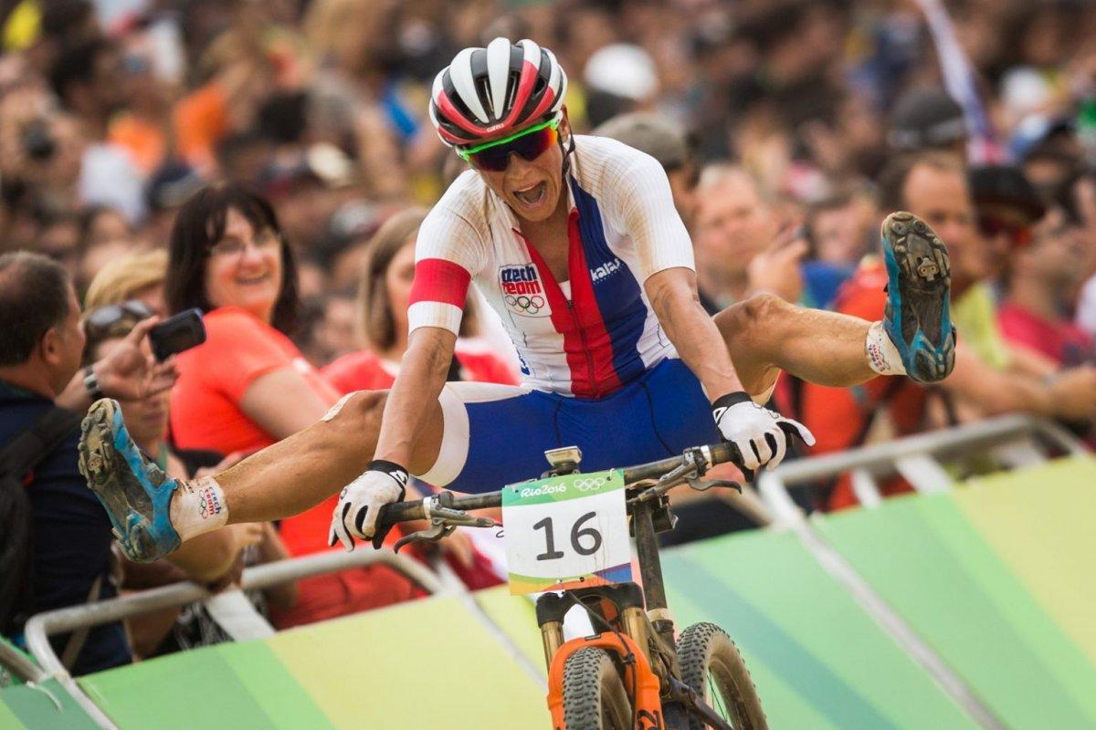 Kateřina Nash: Cyklistika je pro mě životní styl