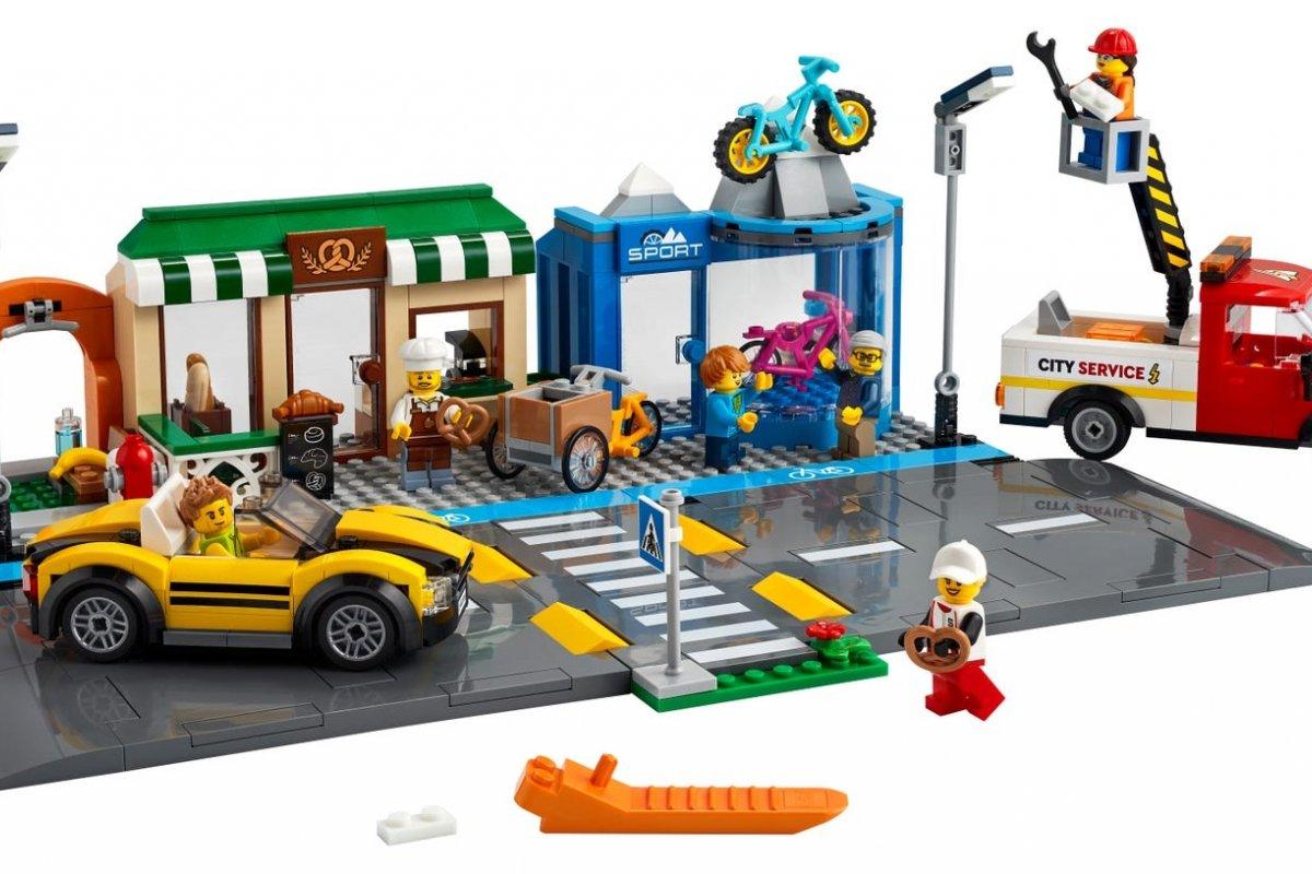 Lego pod tlakem: Rozšiřte cyklostezky!