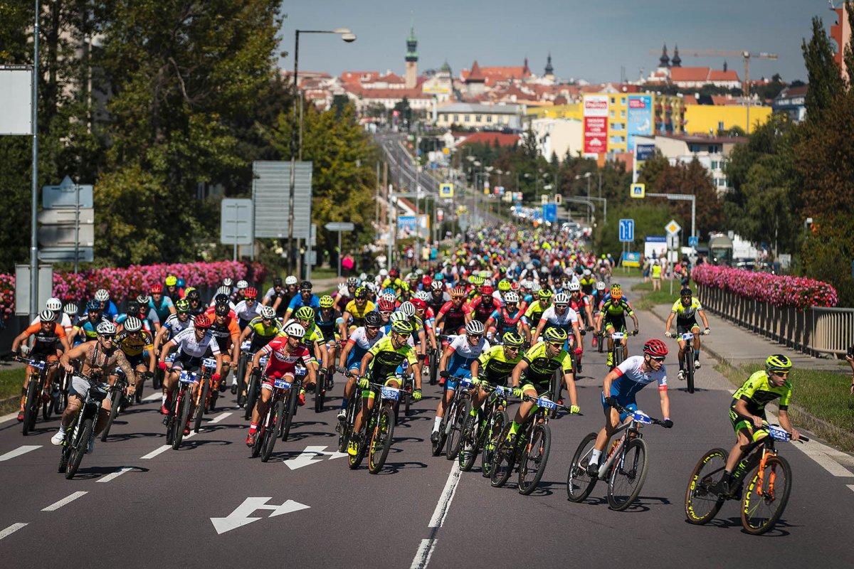 Znojmo ožije cyklistikou, Kolo pro život přináší třetí víkendový festival