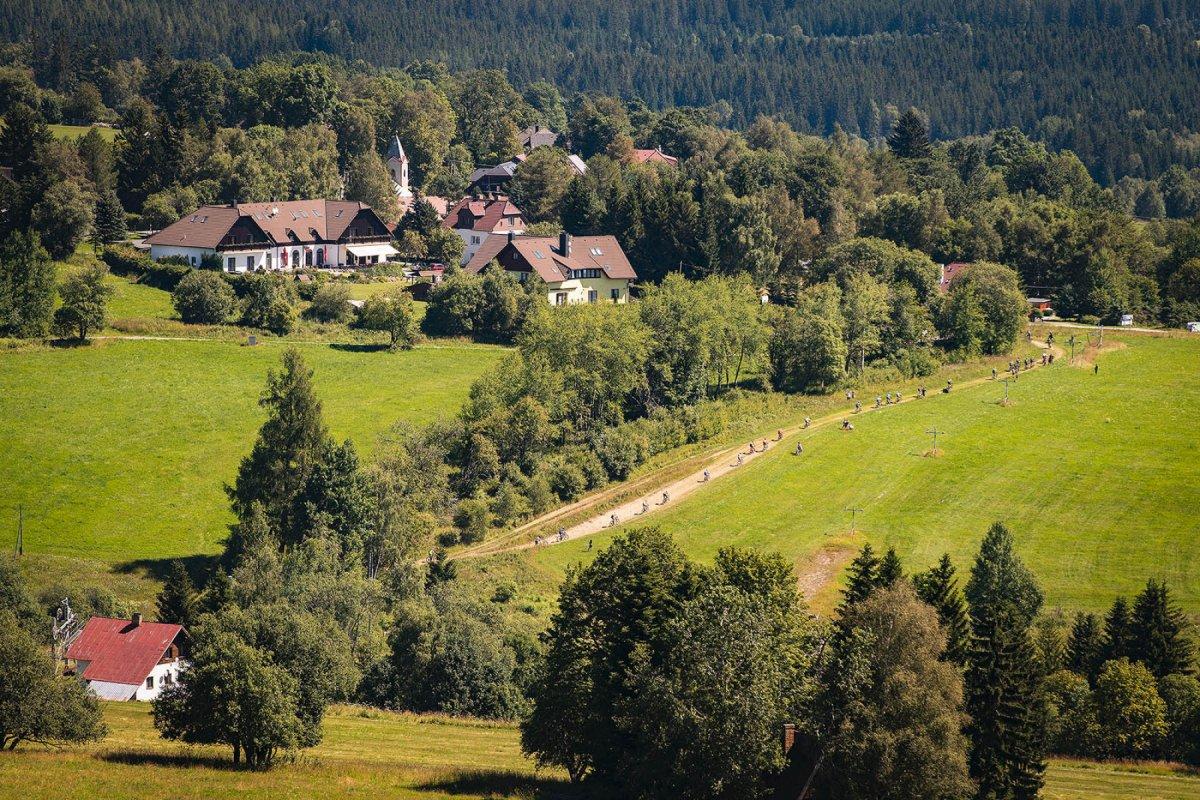 Šumavský MTB Maraton STRABAG - tipy na výlety