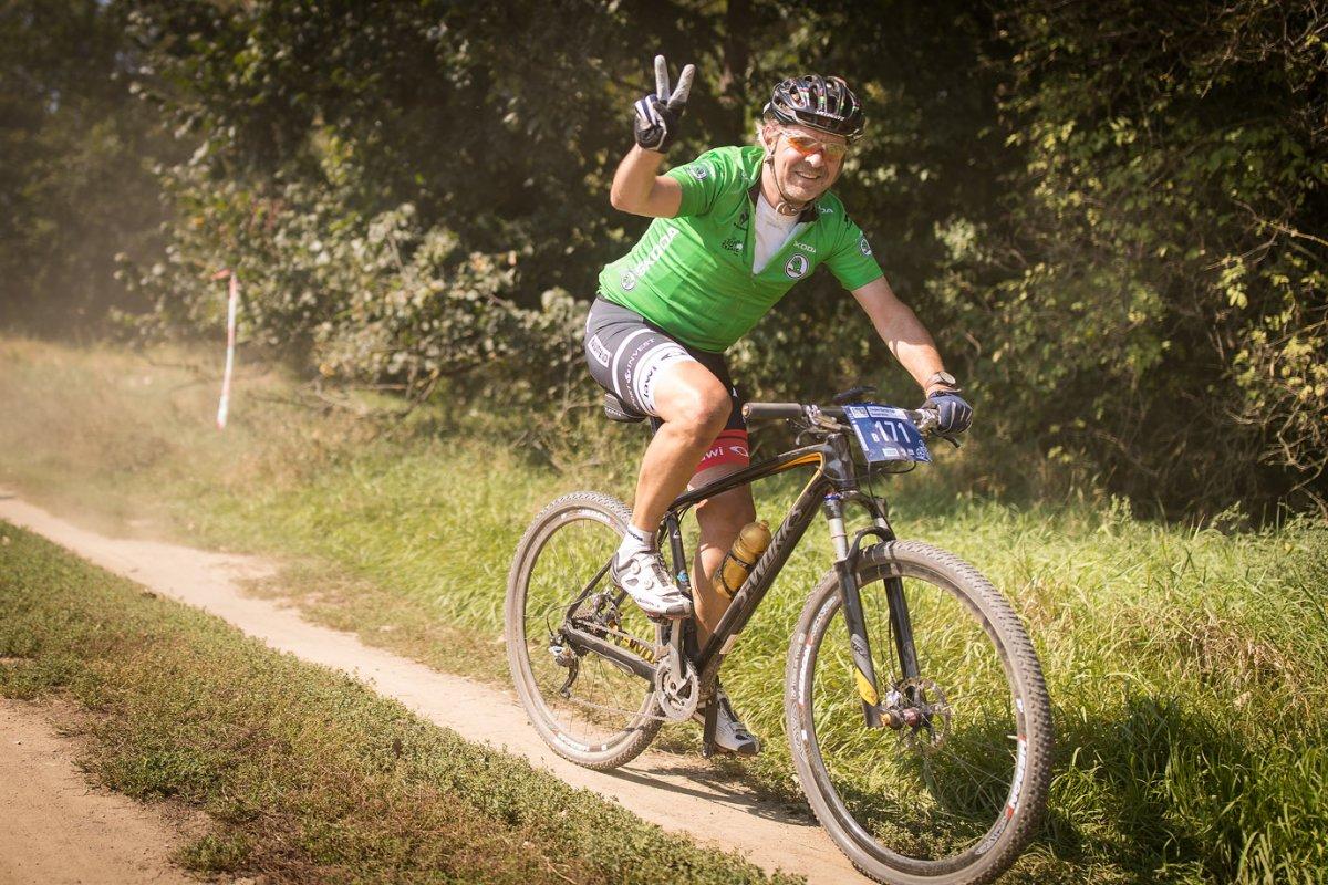 Roman Čermák: Mám zase čas jezdit na kole