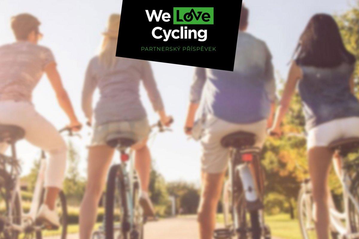 Cyklistika je nejšťastnější způsob dopravy