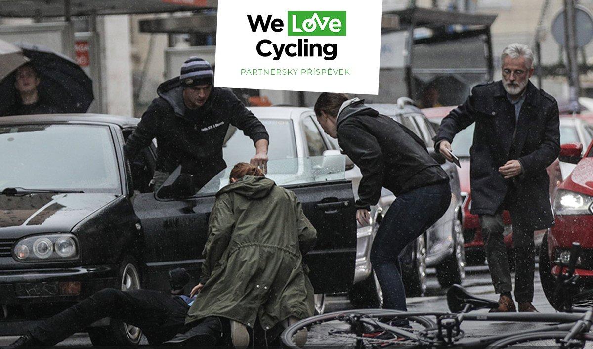 Na kole bezpečně! Mise za zodpovědné sdílení prostoru na silnicích
