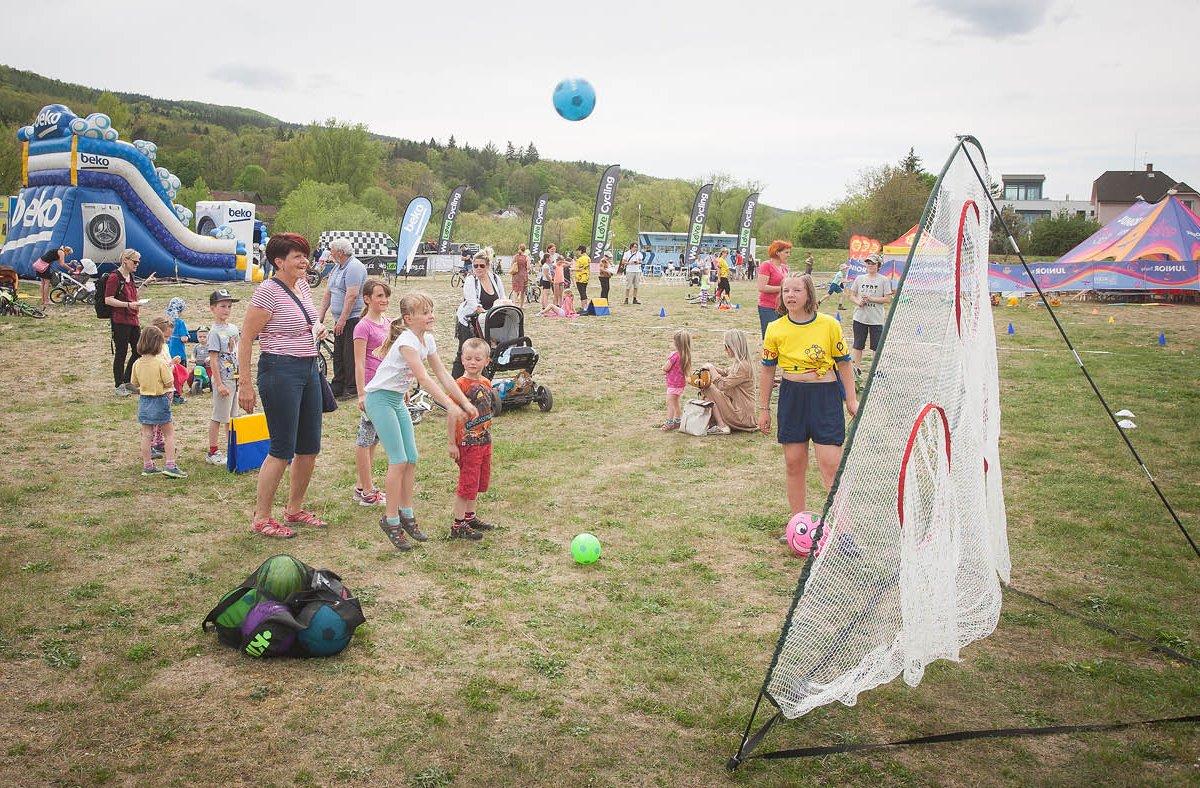 Páteční sportovní dny Kola pro život a Cyklokroužků se vrací v plné parádě!