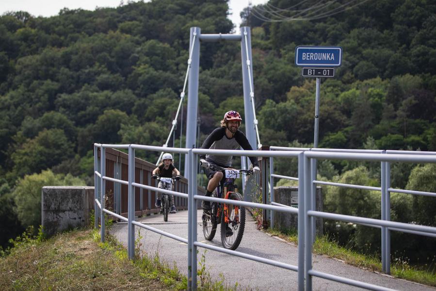 Bikemaraton Beroun Kooperativy