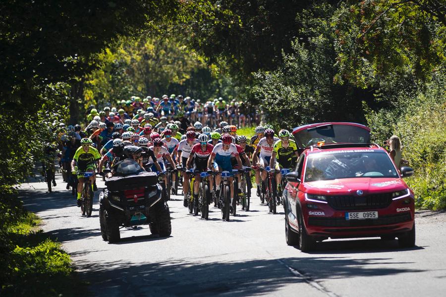 Šumavský MTB Maraton STRABAG